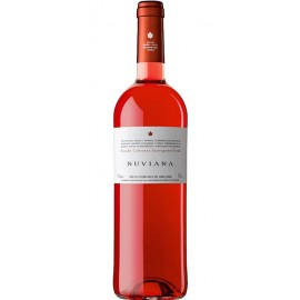 Rosé Wine Bottle