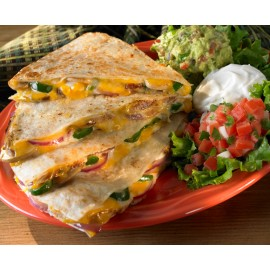 VEGETABLE QUESADILLA