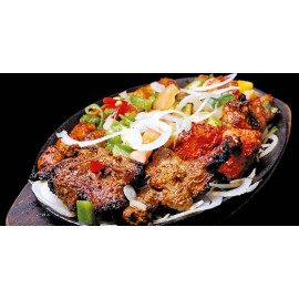 TANDOORI MIXED GRILL (TO SHARE)