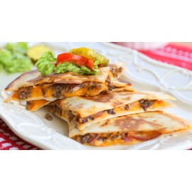 KIDS BEEF QUESADILLA