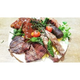 GAUCHO´S JUMBO MIXED GRILL (FOR 2 PERS)